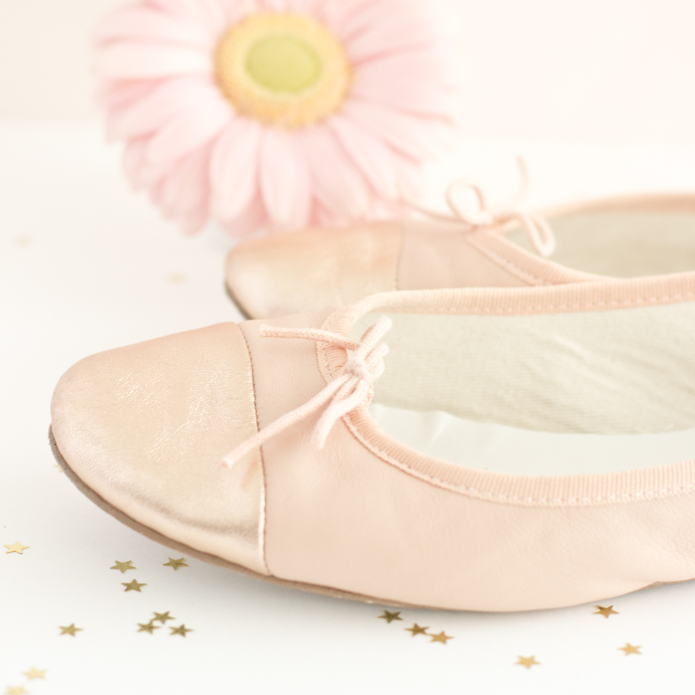 Repetto or rose - www.paperboat.fr