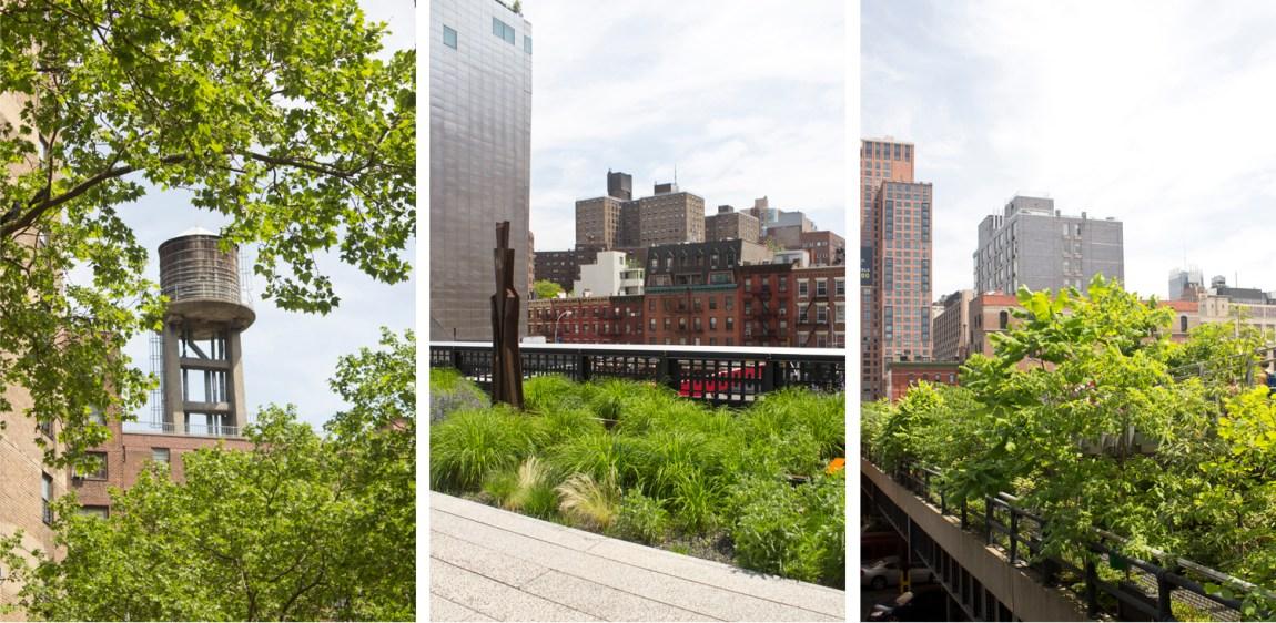 New York Mai 2014 - High Line- www.paperboat.fr