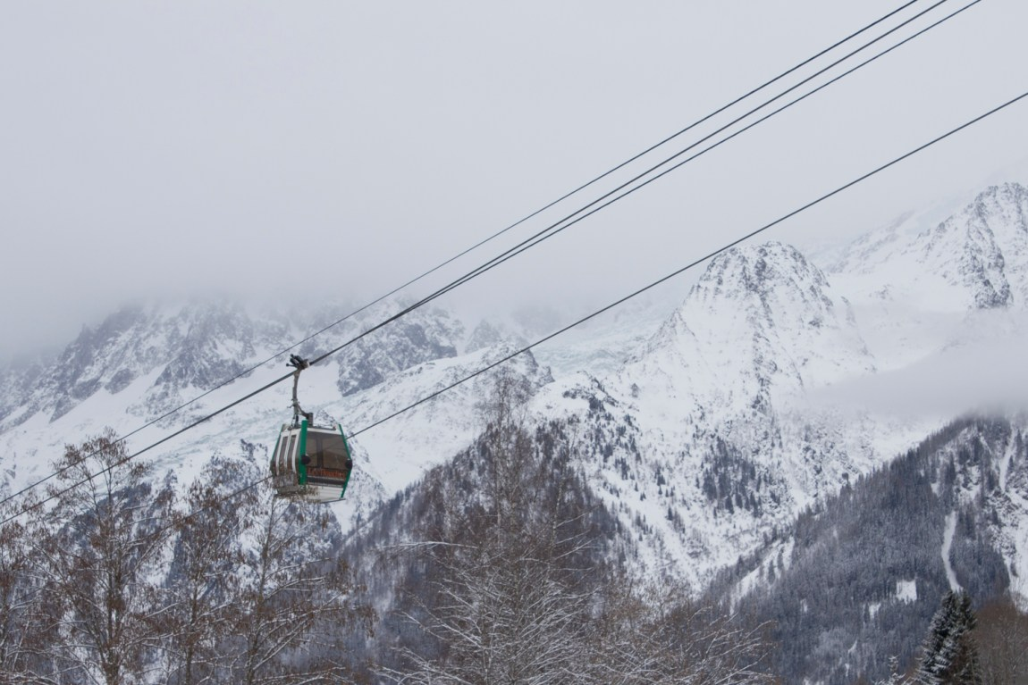 Les Houches Chamonix - www.paperboat.fr