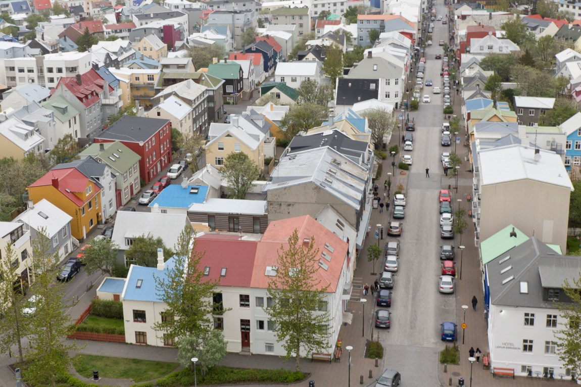 Road Trip Islande - Reykjavik - www.paperboat.fr