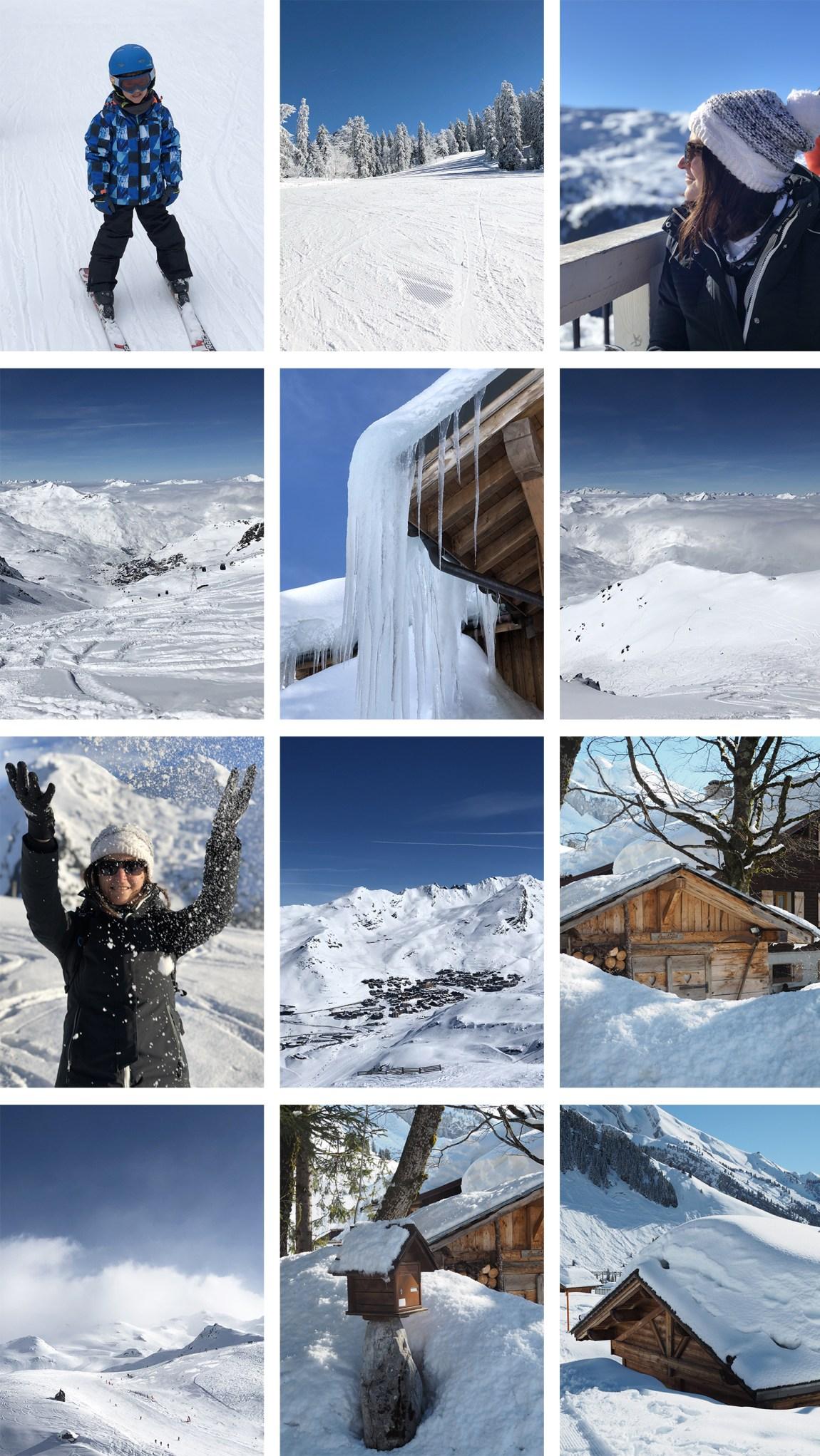 Moments de bonheur #2 - neige - Paperboat.fr