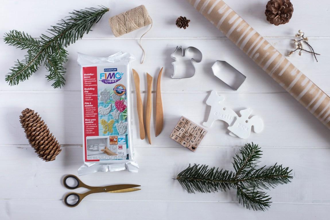Etiquettes pour paquets de Noël - www.paperboat.fr