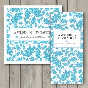 Florence Wedding Invitations