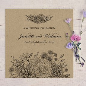 Great value wedding stationery