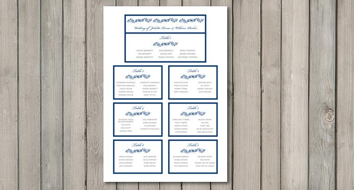Flourish Wedding Stationery