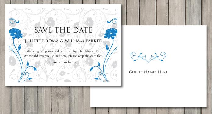 Romance Wedding Stationery