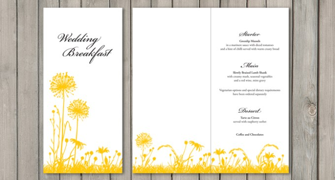 Tranquility Wedding Stationery