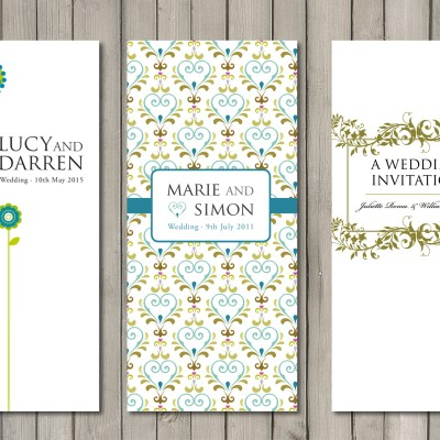 Wedding Invitations from £1.25