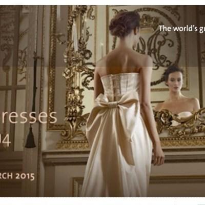 V & A Wedding Dress Exhibition