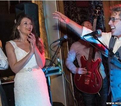 Coolest Wedding Crasher