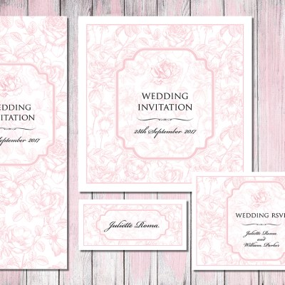 New Year, New Wedding Stationery Collections
