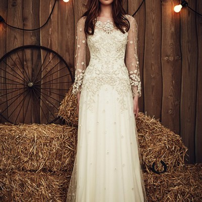 Jenny Packham Bridal Collection 2017