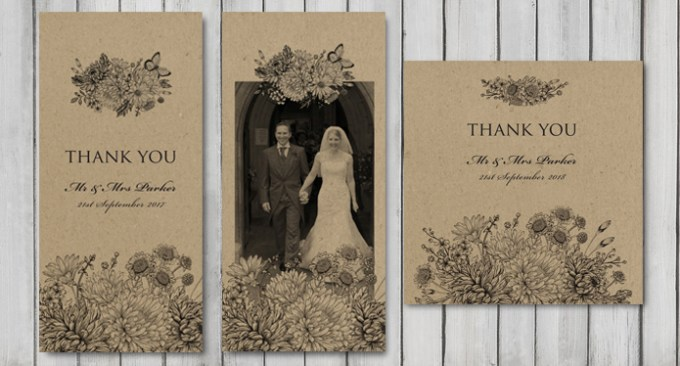 Botanical GardenWedding Stationery