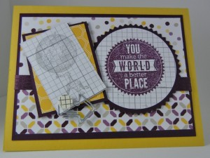Paper Craft Crew Card Sketch 101 Featured Artisan