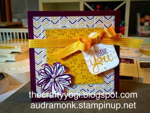 Featured Artisan on the Paper Craft Crew Challenge Blog.