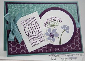 Paper Craft Crew Card Sketch 101 Featured Artisan Joanne James