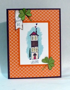 Featured Artisan for the Paper Craft Crew Card Sketch #103