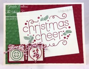 Paper Craft Crew Card Sketch #108 design team submission by Glenda Calkins
