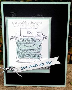 Paper Craft Crew Card Sketch #113 design team submission by Christyne Richardson