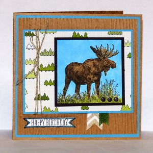 Featured Artisan for Paper Craft Crew Card Sketch 118
