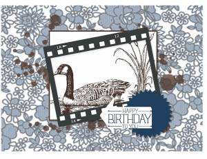 Paper Craft Crew Card Sketch #125 design team submission by Mary Noble