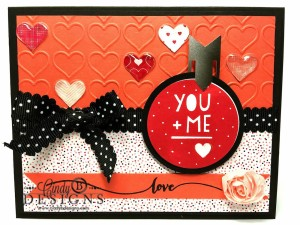 Paper Craft Crew Card Sketch #126 design team submission by Cindy Coutts. #stampinup #cindycoutts