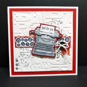 Paper Craft Crew Card Sketch #127 design team submission by Heidi Weaver