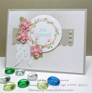 Paper Craft Crew Card Sketch #129 design team submission by Kim Skinner. #stampinup #papercraftcrew #kimskinner