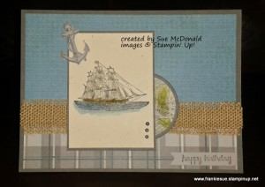 Featured Artisan for the Paper Craft Crew Card sketch 135