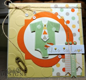 Paper Craft Crew Card Sketch #144 design team submission by Cindy Coutts. #stampinup #cindycoutts
