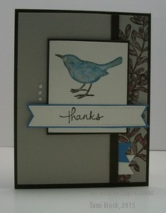 Featured Artisan for Paper Craft Crew Card Sketch 148