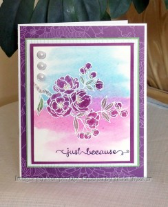 Paper Craft Crew Card Sketch #147 design team submission by Heidi Weaver. #stampinup #papercraftcrew #heidiweaver