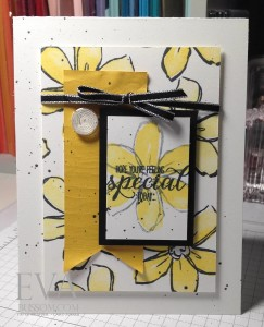 Paper Craft Crew Card Sketch #148 design team submission by Eva Bussom. #stampinup #papercraftcrew #evabussom