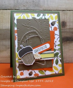 Paper Craft Crew Card Sketch #162 design team submission by Kim Skinner. #stampinup #papercraftcrew #kimskinner