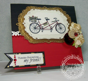 Top 3 Pick selected by the Paper Craft Crew Design Team for Card Challenge 171. #papercraftcrew #cardchallenge