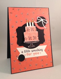 Paper Craft Crew Card Sketch #169 design team submission by Terri Walker. #stampinup #terriwalker