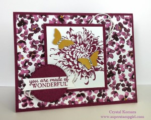 PCCC182 Paper Craft Crew Design Team submission by Crystal Komara for Sketch Challenge 182  v01. #crystalkomara #stampinup #themechallenge #papercraftcrew