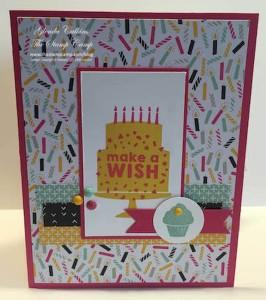 Design Team Card submitted by Glenda Caulkins. #papercraftcrew #glendacalkins #themechallenge