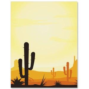 Desert Sun Border Papers PaperDirects