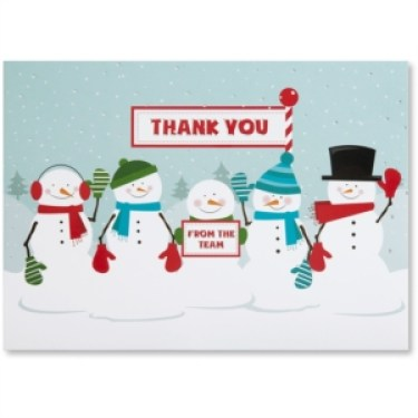 Funny Christmas Thank You Images