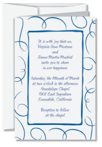 No Matter The Type Of Wedding Or Where It Is Held Important That We Follow Invitation