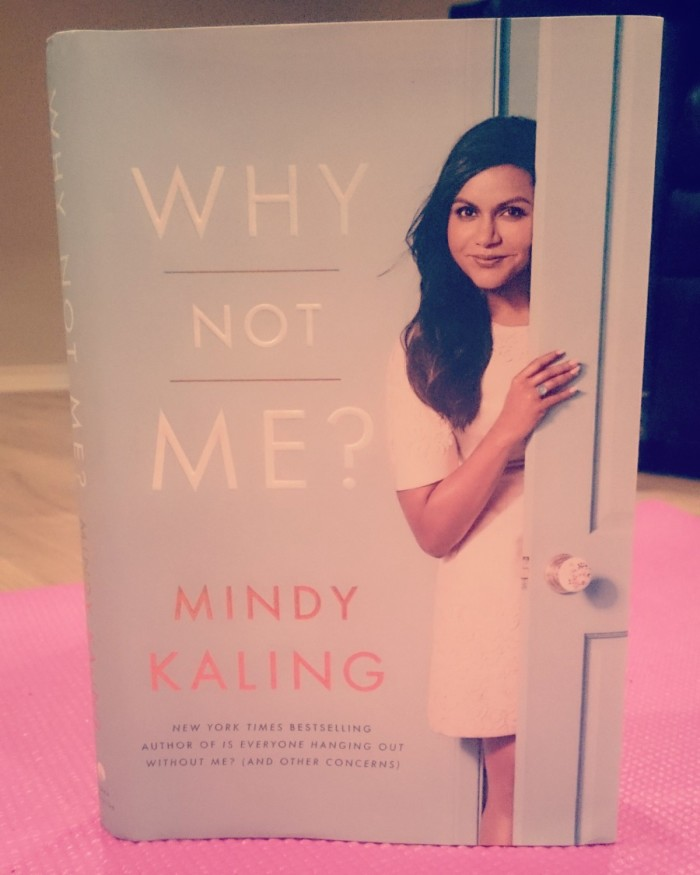 Book Review Of Why Not Me By Mindy Kaling