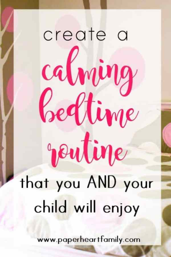 Easy and amazing tips for creating a calm, enjoyable kid's bedtime routine | kids sleep | kids night routine | kids nighttime routine | nighttime routine for kids | nighttime routine tips
