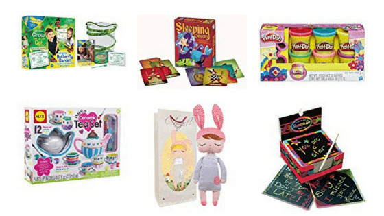 50 no candy easter basket ideas that girls will adore 50 junk free easter basket ideas negle Gallery