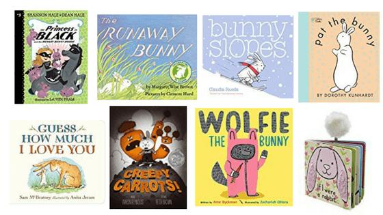 books for Easter basket