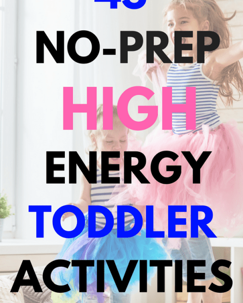 43 Physical Activities Toddlers Love That Will Tire Your Kid Out Before Bedtime