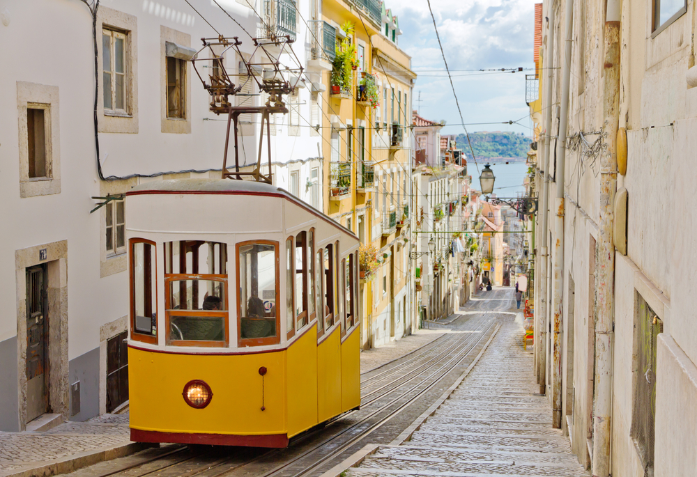 Lisbon is an up and coming city with a lot to see and do!