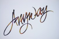 Calligraphy by Beth Paul