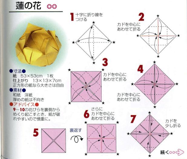 Origami+Lotus+diagram+1