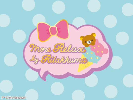 14 Free Rilakkuma Wallpapers via @paper_kawaii